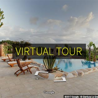Virtual Tour del Resort Hotel a Lampedusa