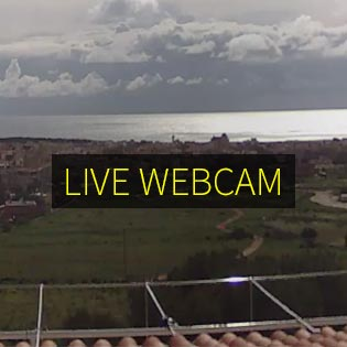 Live Webcam a Lampedusa